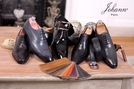 collection chaussures Johann